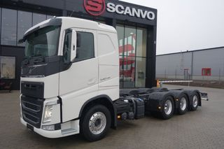 Volvo FH540 8x4*4 chassi