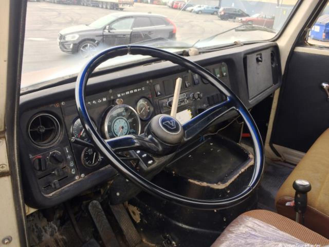Volvo N7 1974 - Övrigt