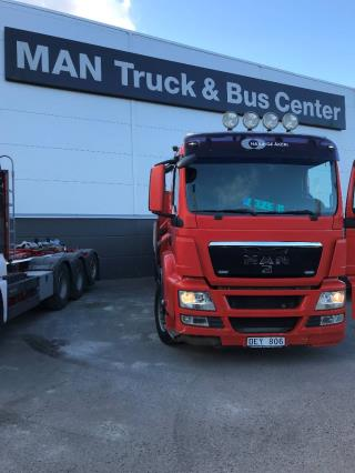 MAN TopUsed TGS 26.360 6x2-4 LL 6.444:-/mån