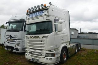 Scania R 500 6x2 Dragbil