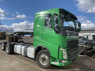 Volvo FH 540 Chassi/Lastväxlare
