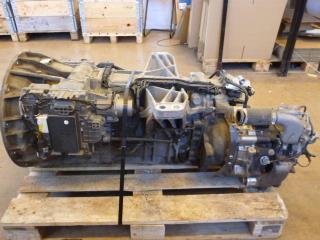 Mercedes-Benz Actros G281-12 Retarder
