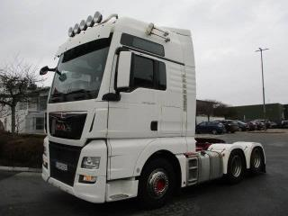 MAN TopUsed TGX 28.480 BL 6.003:-/mån *
