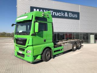 MAN TopUsed TGX 26.480 6x2-4 5.553:-/mån