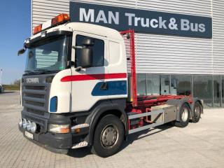 Scania TopUsed Scania R420 Allison 3.347:-/mån
