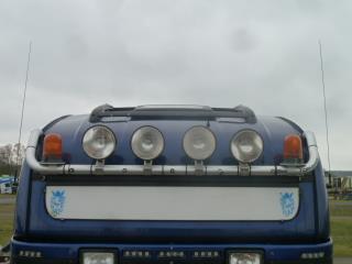 Ljusbåge Scania