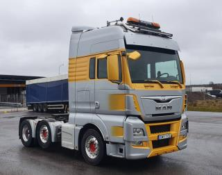 MAN TopUsed TGX 26.560 6x2/2 BLS Pusher
