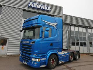 Scania R580 6X2/4 - PUSHER DRAGBIL - NYTT PRIS
