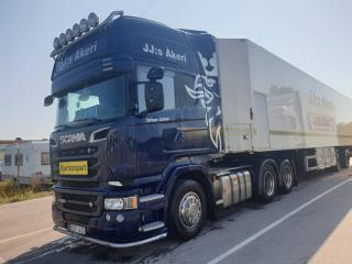 Scania R520 6X2 - DRAGBIL