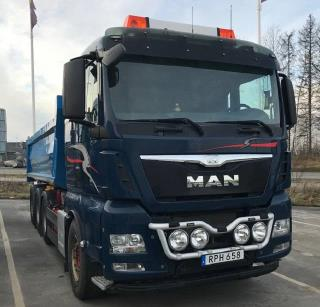 MAN TopUsed TGX 35.480 Tridem