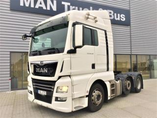 MAN TopUsed TGX 26.460 Pusher