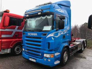 Scania TopUsed R560 V8