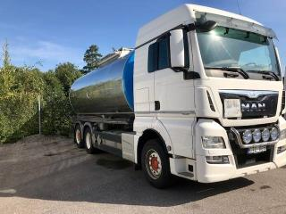 MAN TopUsed TGX 26.480 Tankbil Petrolium