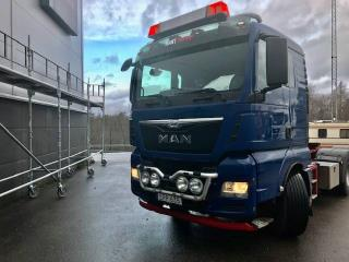 MAN TopUsed TGX 33.480 Hydraulik