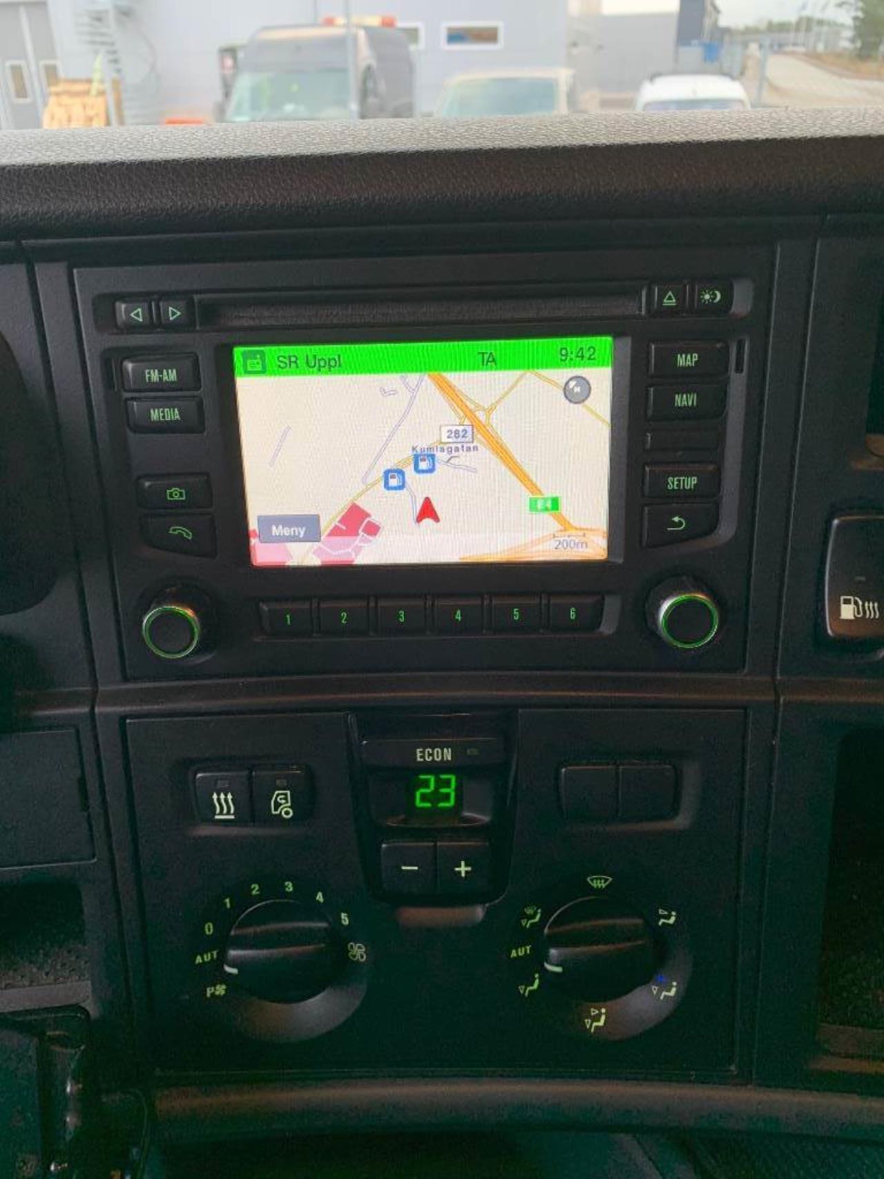 Scania R 490 6x2 Tippbil Benalu EU6 2014 - Tipp