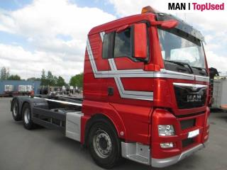 MAN TopUsed TGX 26.480 6X2