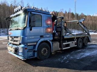 Mercedes-Benz 2536L Liftdumper/Kran