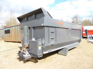 Zetterbergs Dumper EDKF 7/6-64-16-D Goldstar Dumpe