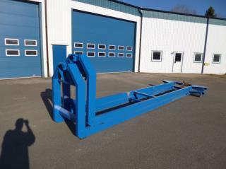 Lastväxlarramar 6 meters