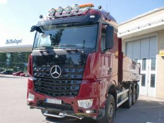 Mercedes-Benz Arocs Sidomatic