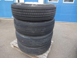 Michelin Multiway 3D 295/80R22,5 M+S