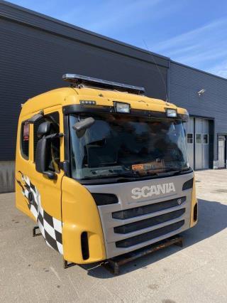 Scania G-serie hytt