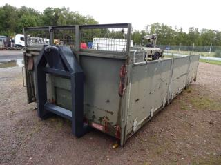 Lastväxlare-Flak PLS