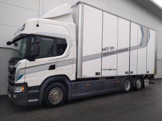 Scania G410 6X2*4 Etanol Euro 6