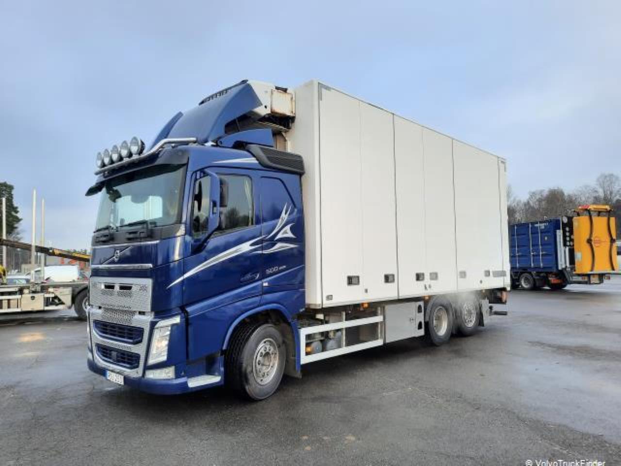 Volvo FH13 2016 - Skåp