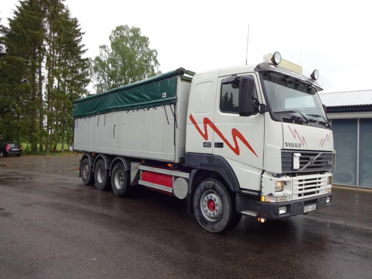 Volvo Fh460 6x4 Radd-A 2000 - Tipp