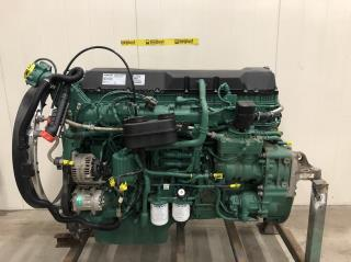 Volvo Motor D13K 500hp