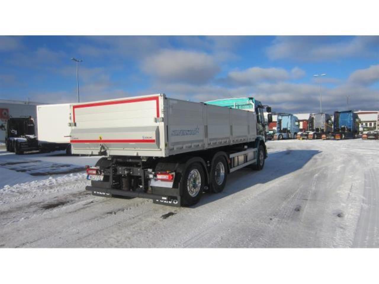 Volvo FE 2020 - Tipp