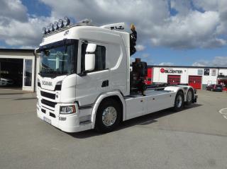 Scania G500 6x2*4 Kranväxlare