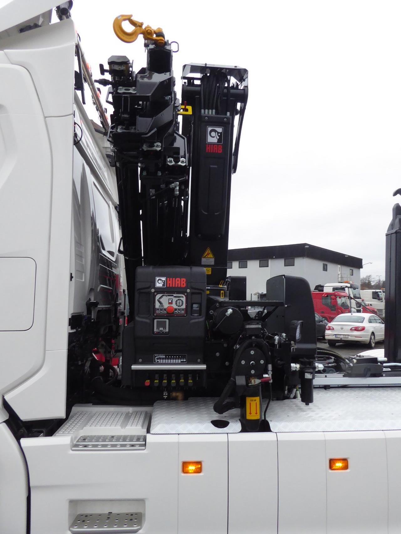 Scania G500 8x4*4 Kranväxlare  2021 - Krok/Lastväxlare