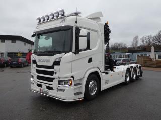 Scania G500 8x4*4 Kranväxlare