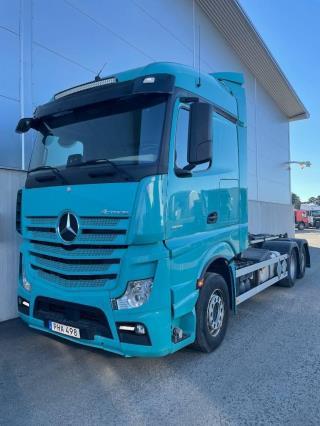 Mercedes-Benz ACTROS 2551 Euro 6