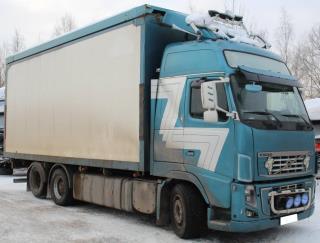 Volvo FH16 700 6x2
