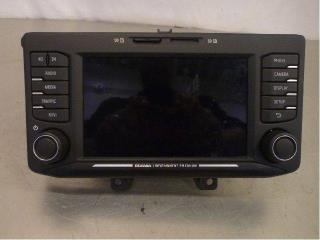 Radio/CD Scania R-Serie