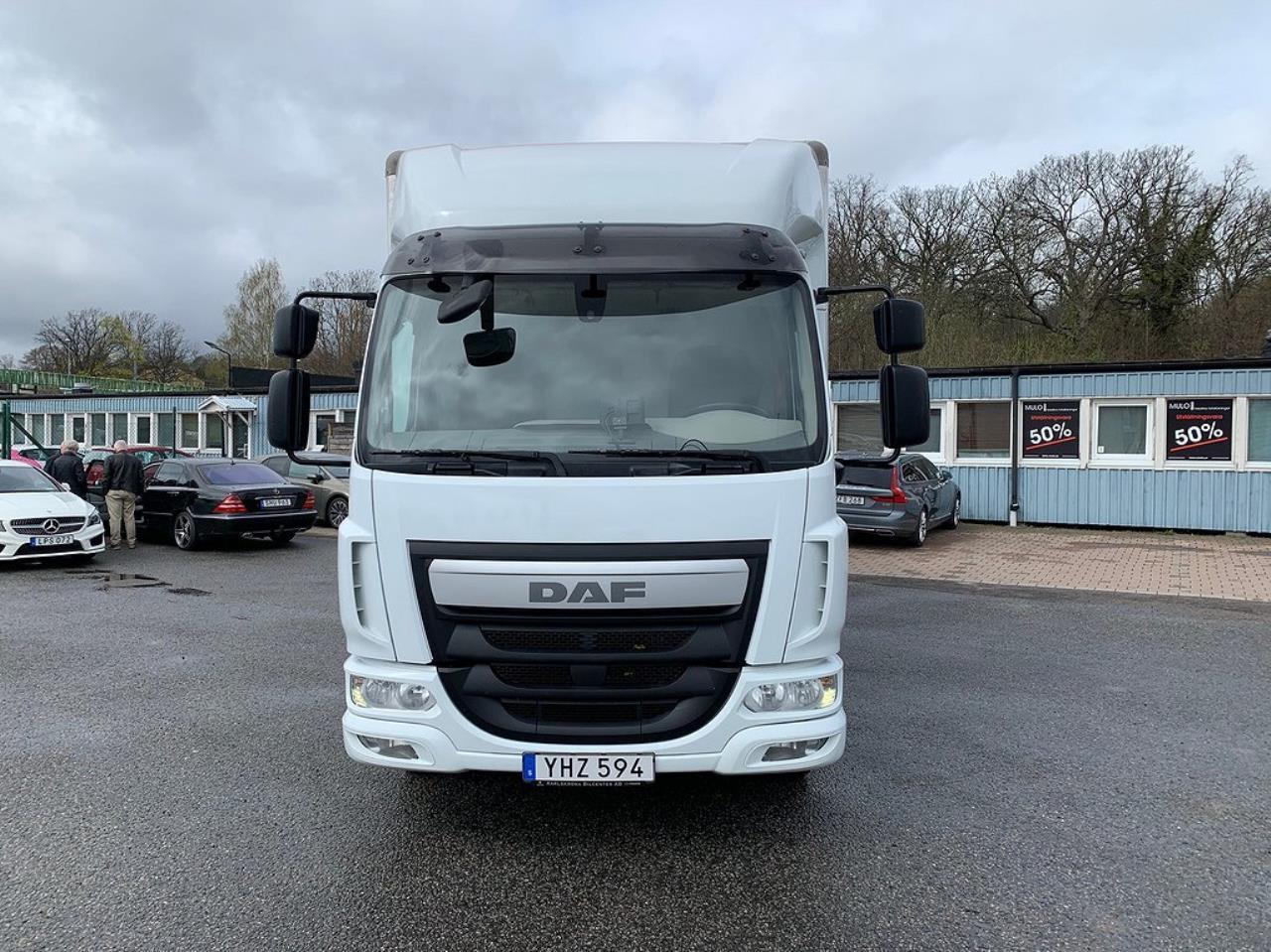 DAF LF 210 Fa Skåp Euro 6 2017 - Skåp