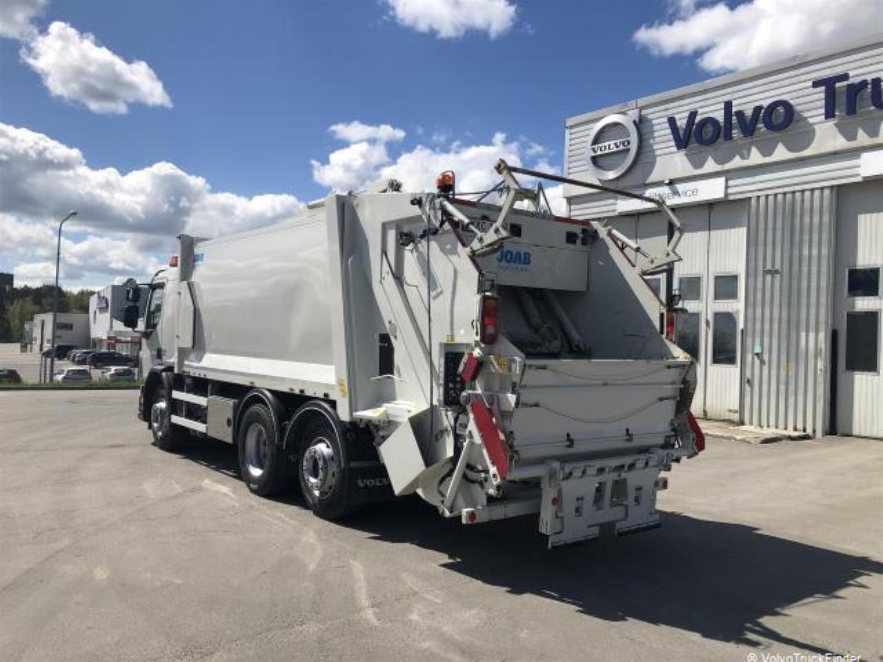 Volvo FE 2018 - Sopbil