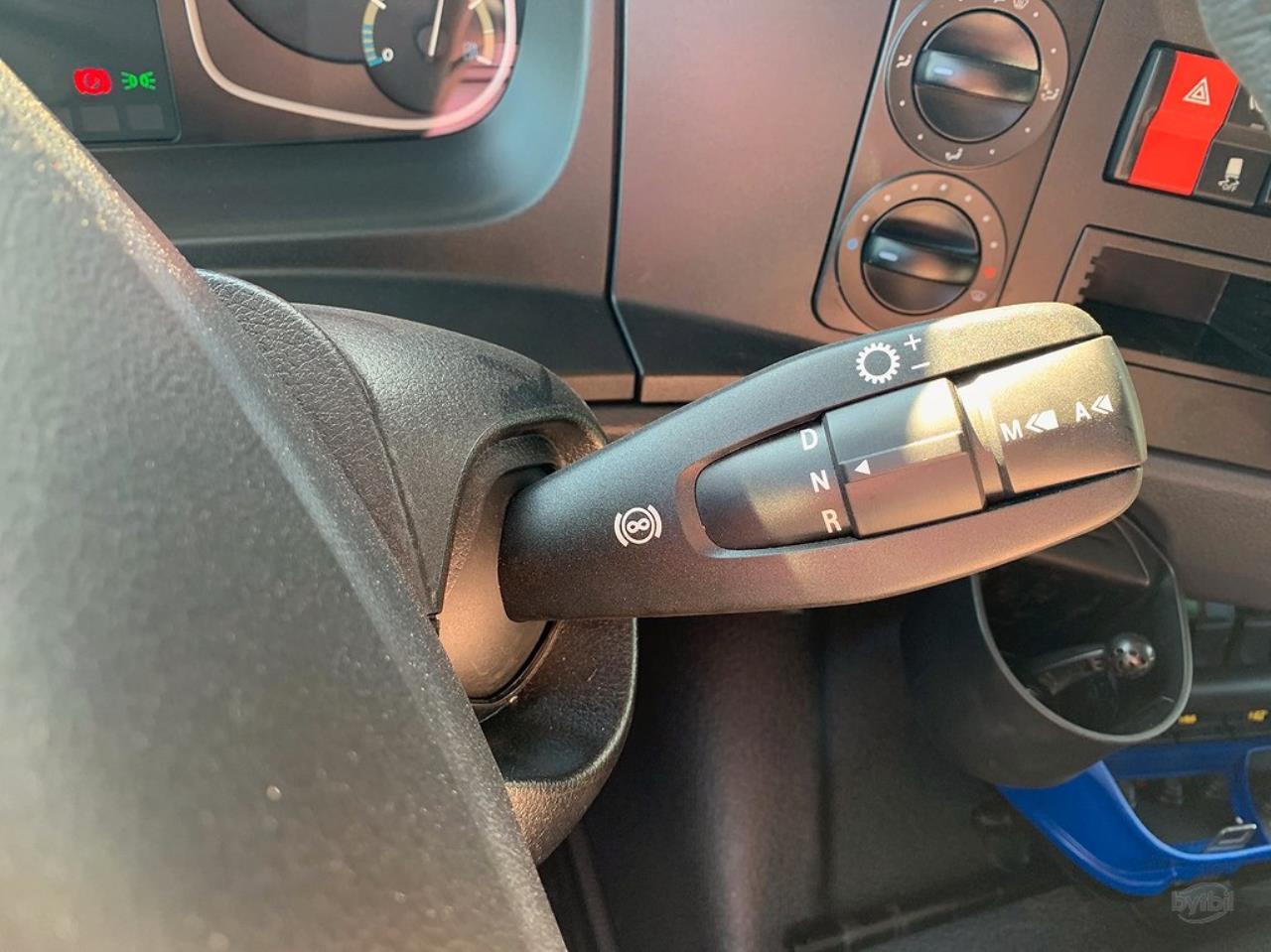 Mercedes-Benz Atego 1224 L 4x2 Kranbil Fullutrustad 2020 - Kran