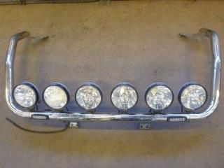 Lightfix takbåge Mercedes Actros