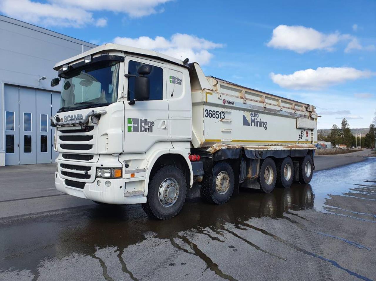 Scania R730 2013 - Tipp