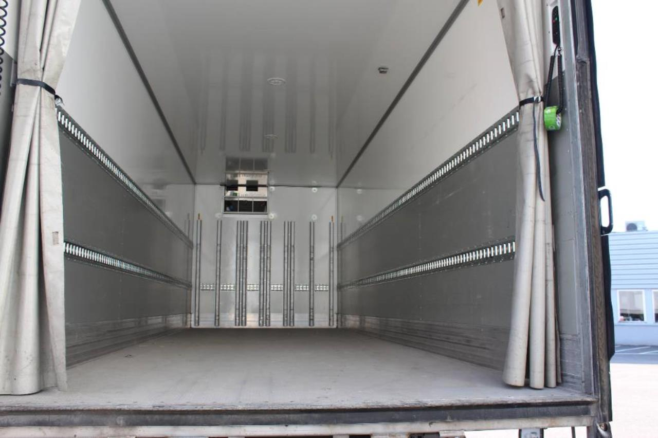 Scania G370 2016 - Skåp isolerat