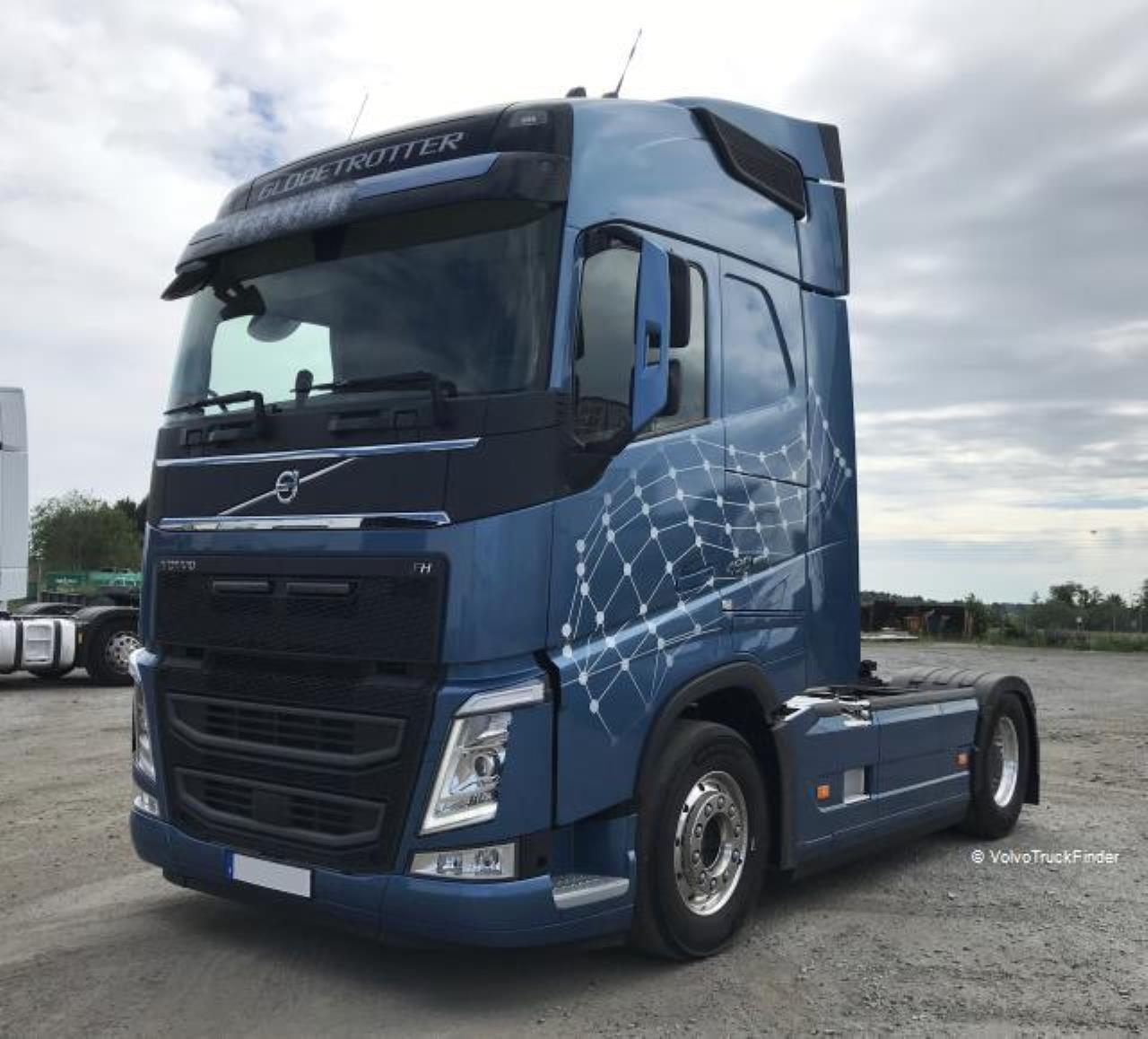 Volvo FH13 2019 - Dragbil