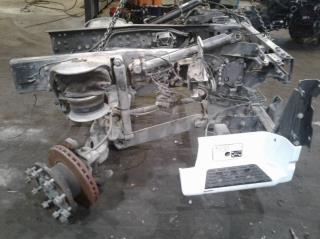 RAM framdel Mercedes Benz Actros