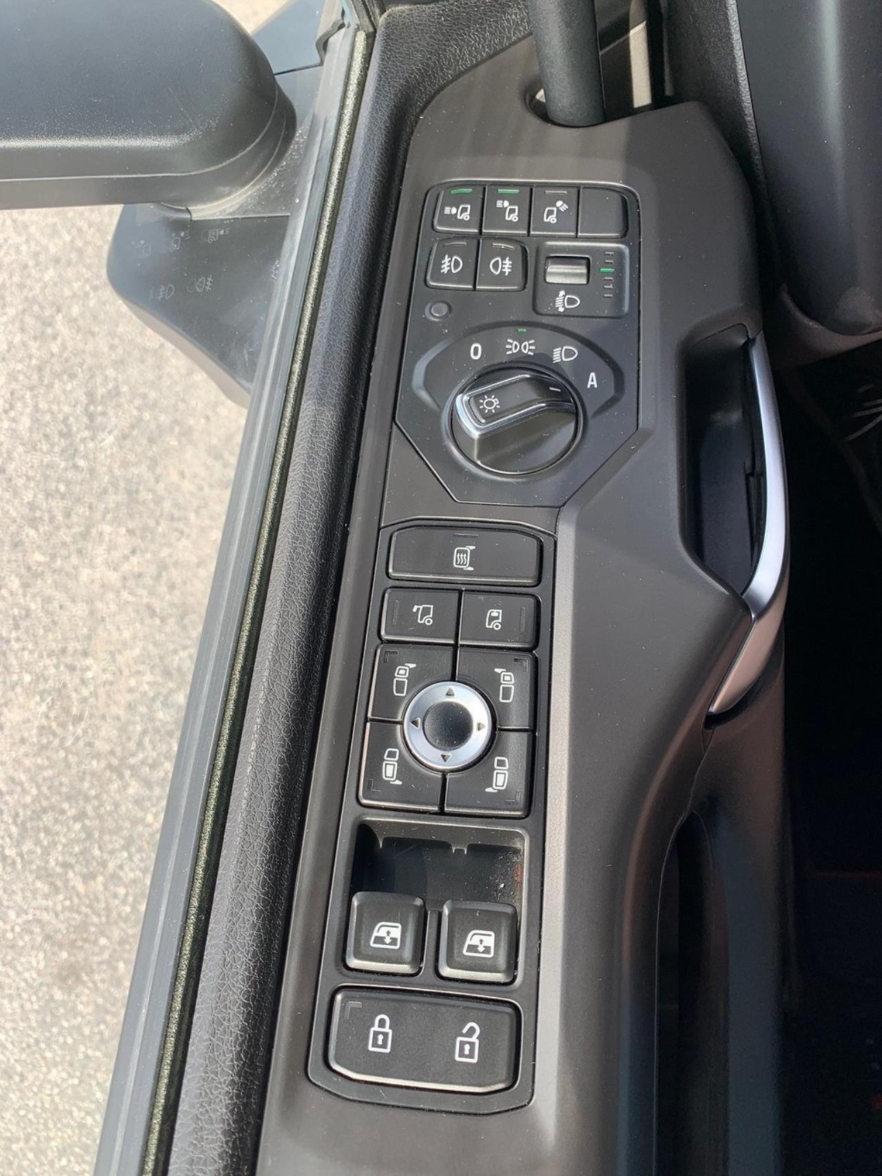 Scania R650 V8 6x2 Containerfäste LAGAB ADR 2018 - Växelflak