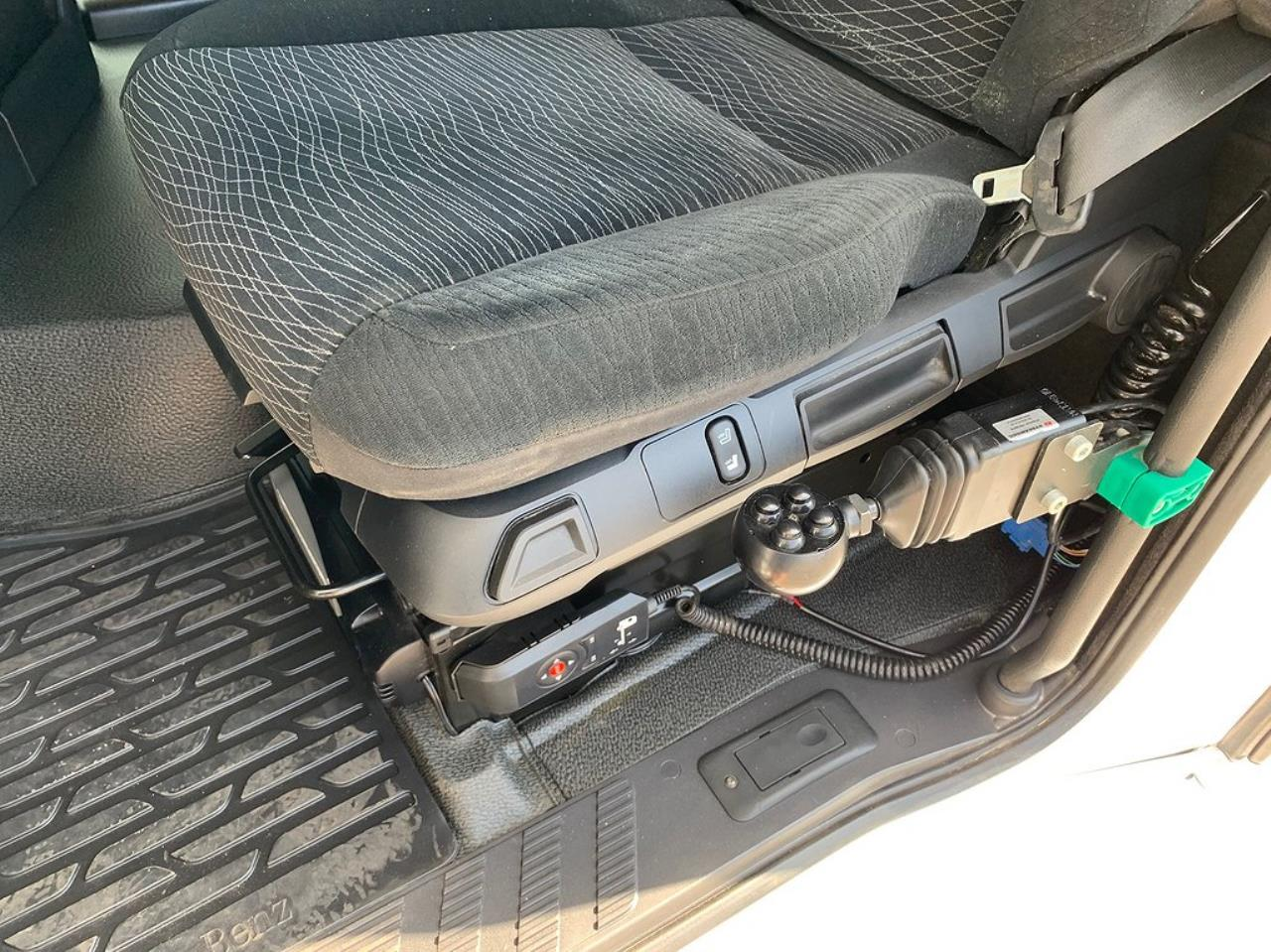 Mercedes-Benz Arocs 3251 Tridem Kranväxlare  2016 - Kranväxlare