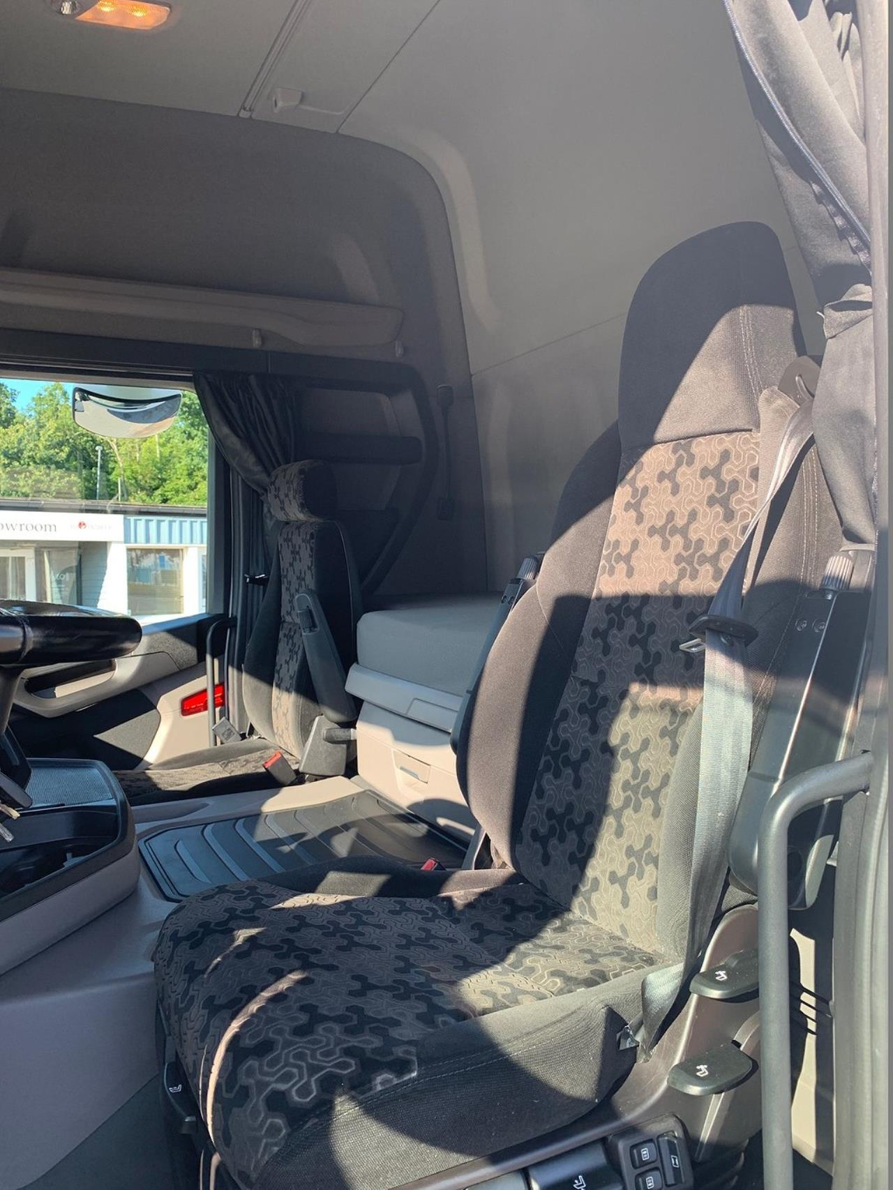 Scania G500 6x2 Containerfäste / Lagab  2018 - Växelflak