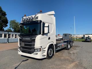 Scania G500 6x2 Containerfäste / Lagab
